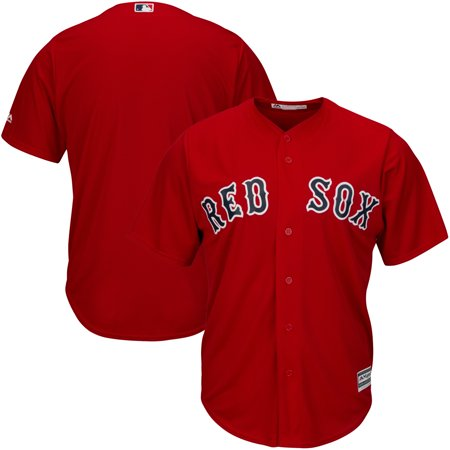 Boston Red Sox Majestic Jersey - Boston Red Sox Majestic Cool Base Jersey - Red