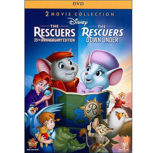The Rescuers (35th Anniversary Edition) / The Rescuers Down Under (Widescreen, ANNIVERSARY)