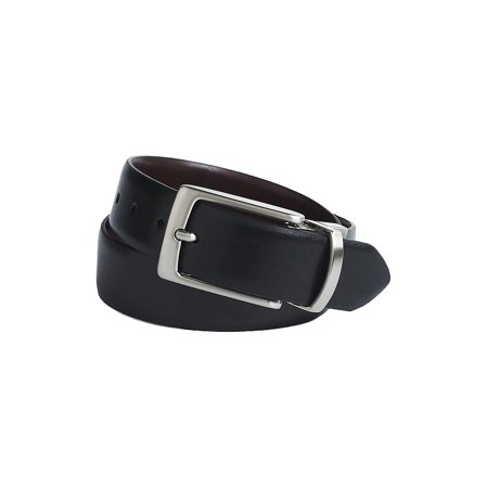 - Boy's Reversible Leather Belt