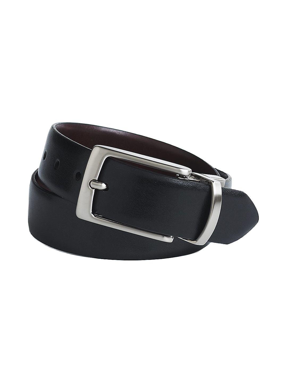 Boy's Reversible Leather Belt