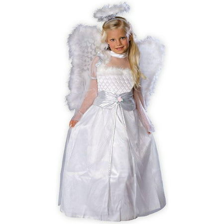 Rosebud Angel Child Costume](Costume Angel Wings)