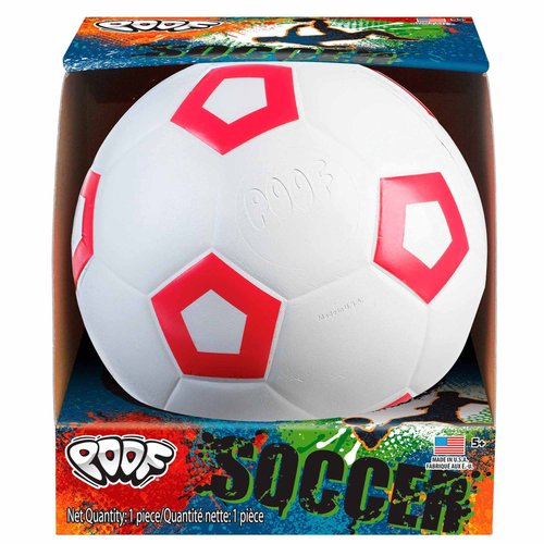 "POOF-Slinky 751 POOF 7.5"" Foam Soccer Ball with Box (Colors and Style May Vary) by POOF-Slinky, Inc."