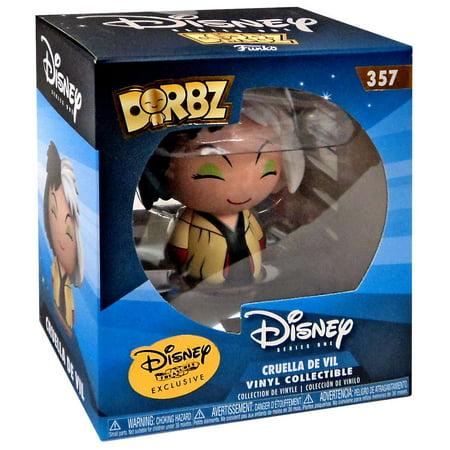 Funko Disney Dorbz Ridez Cruella De Vil Vinyl - Disney Cruella De Vil