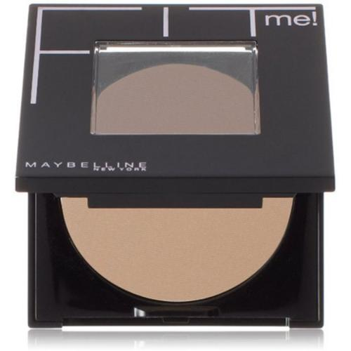 Maybelline New York Fit Me! Pressed Powder, Natural Beige [220] 0.30 oz (Pack of 3)