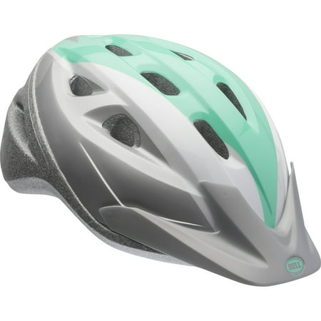 - Bell Thalia Mint Macro Women's Bike Helmet, Green/Grey, Adult 14+ (54-58cm)