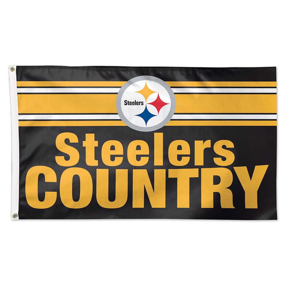 NFL Pittsburgh Steelers Steelers Country 3' x 5' Flag by Wincraft