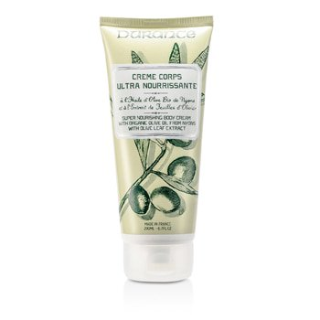 (Super Nourishing Body Cream with Olive Leaf Extract 6.7oz)