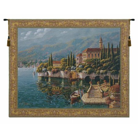 Charlotte Home Furnishings Verena by Robert Pejman Reflections Tapestry ()
