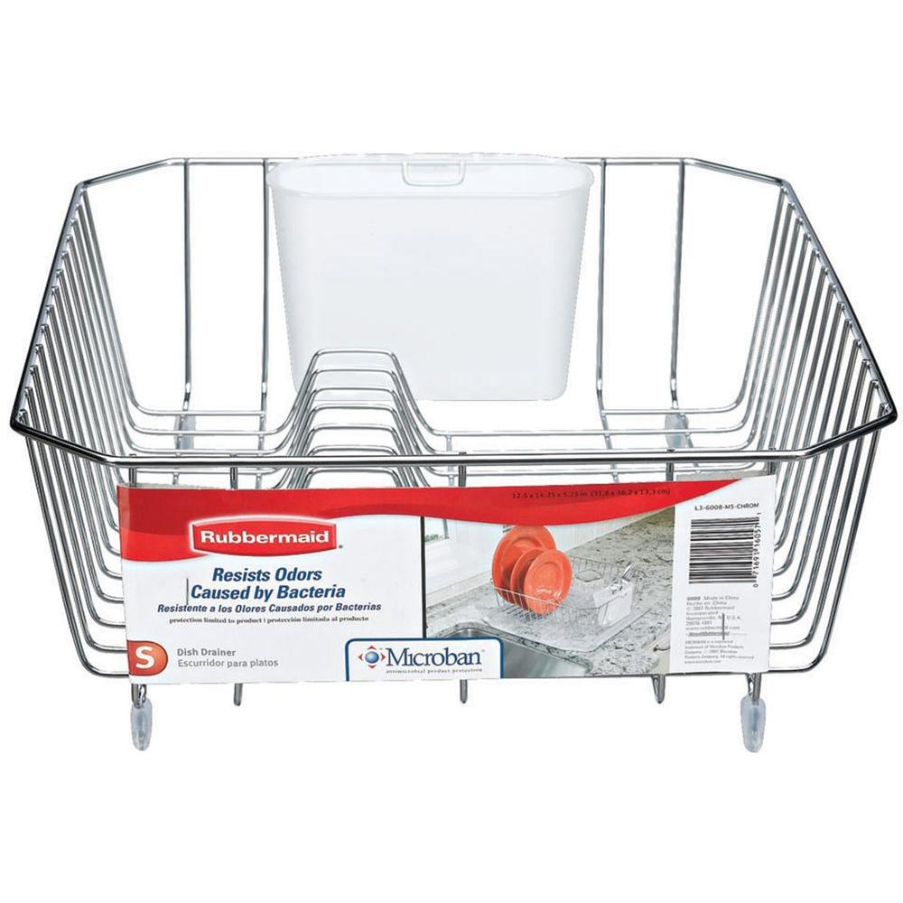 Rubbermaid Small Dish Drainer - Walmart.com