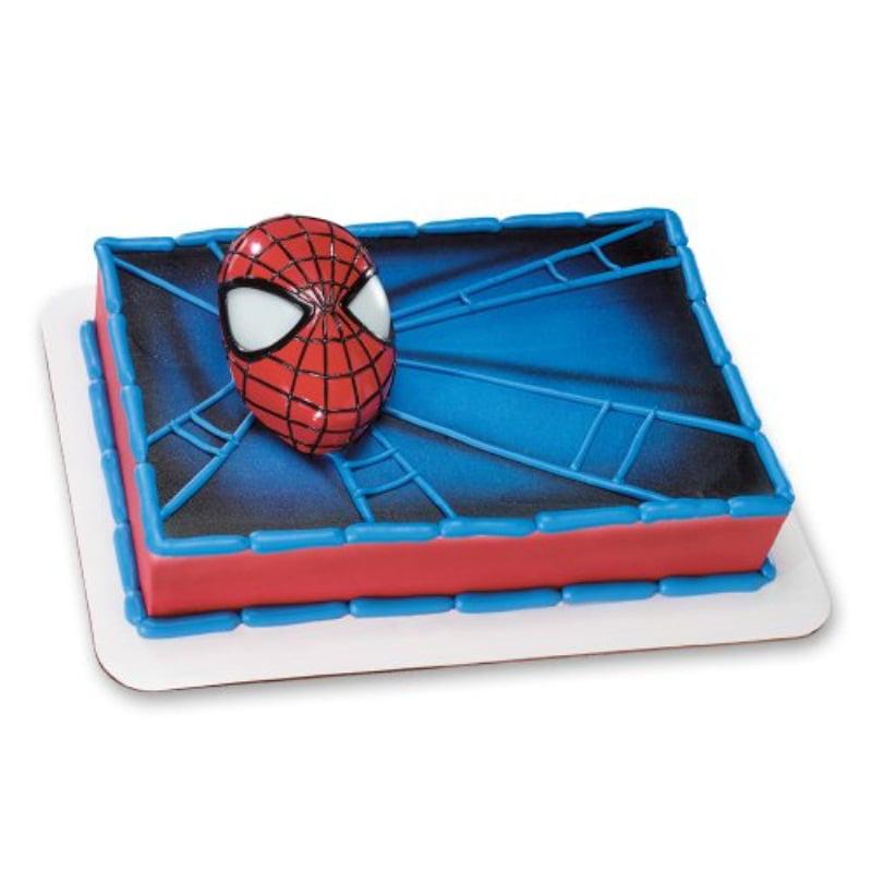 Decopac SpiderMan Light Up Eyes DecoSet Cake Topper