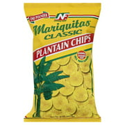National Foods Mariqitas Classic Plantain Chips, 16 Oz.