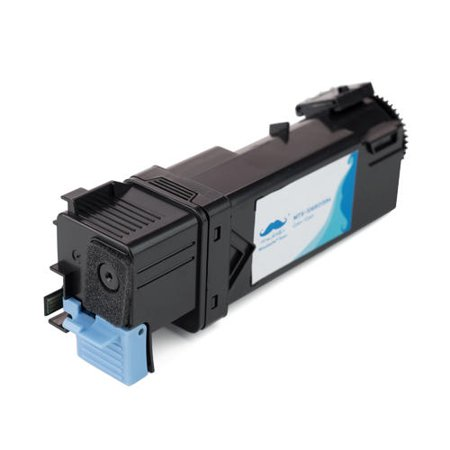 Xerox 106R01594 Compatible Cyan Toner Cartridge for Xerox Phaser 6500 Phaser 6500dn Phaser 6500n Xerox WorkCentre 6505DN WorkCentre 6505N- Moustache® - image 4 of 4