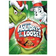 Dr. Seuss's Holidays On The Loose! How The Grinch Stole Christmas (Deluxe Edition)   The Grinch Grinches The Cat In The... by WARNER HOME ENTERTAINMENT