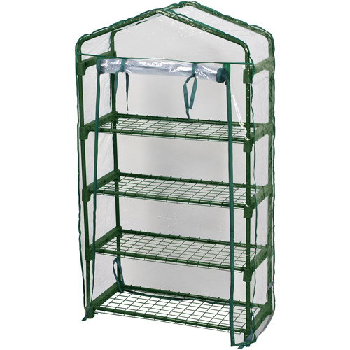 Bond Bloom Greenhouse, Small by BOND MANUFACTURING COMPANY