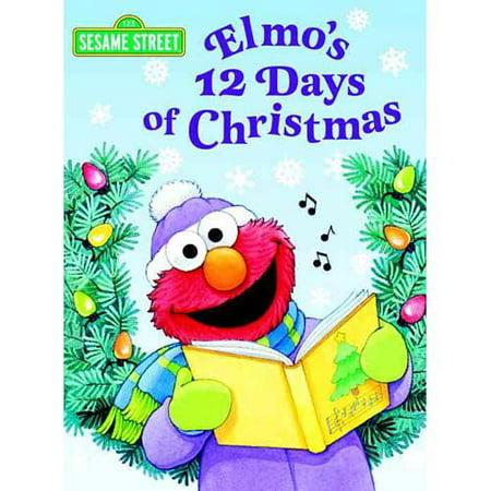 Elmos 12 Days of Christmas by