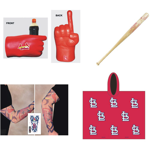 MLB Game Day Fan Pack, Cardinals