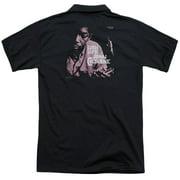 John Coltrane Lush Life (Back Print) Mens Polo Shirt