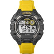 Expedition World Shock Alarm Chronograph Rubber Mens Watch T49974