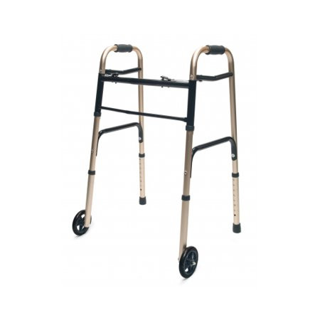 Lumex ColorSelect Adult Walker w/ 5