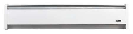CADET Hydronic Electric Baseboard Heater,60 H EBHN1250WRH by Cadet