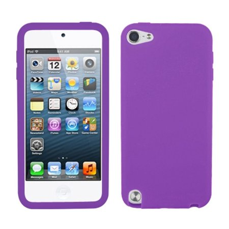 Insten Silicone Rubber Cover Case For Apple iPod Touch 6th 5th Gen case cover ()