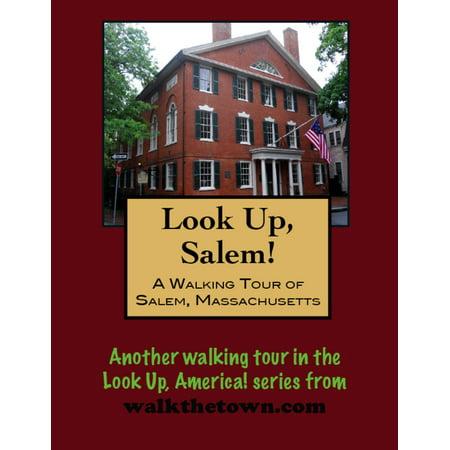 A Walking Tour of A Salem, Massachusetts - - Salem Massachusetts Halloween History