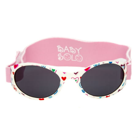 Baby Solo Baby Sunglasses (Sunglasses Too Big)