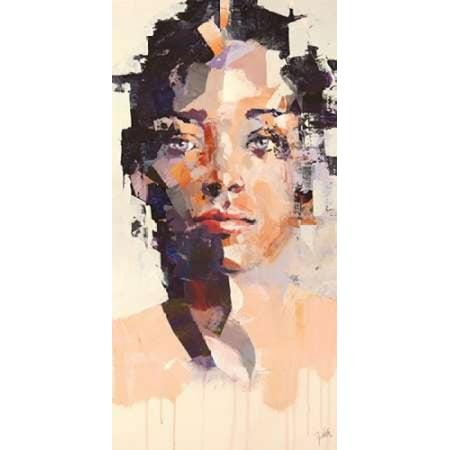 Posterazzi Human Aerodynamics 4 Canvas Art   Dario Moschetta  10 X 20
