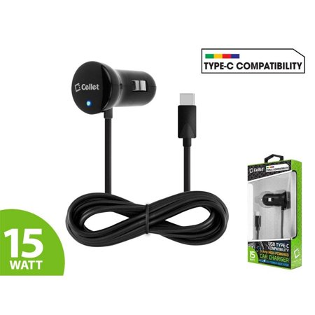 Samsung Galaxy S8 Fast Car Charger Type C Super Fast High Powered