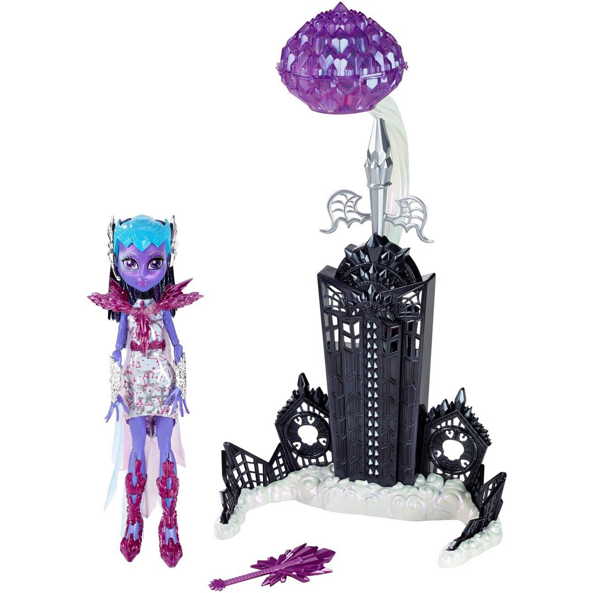 Monster High Boo York, Boo York Floatation Station Astranova Doll + Accy by MATTEL INC.