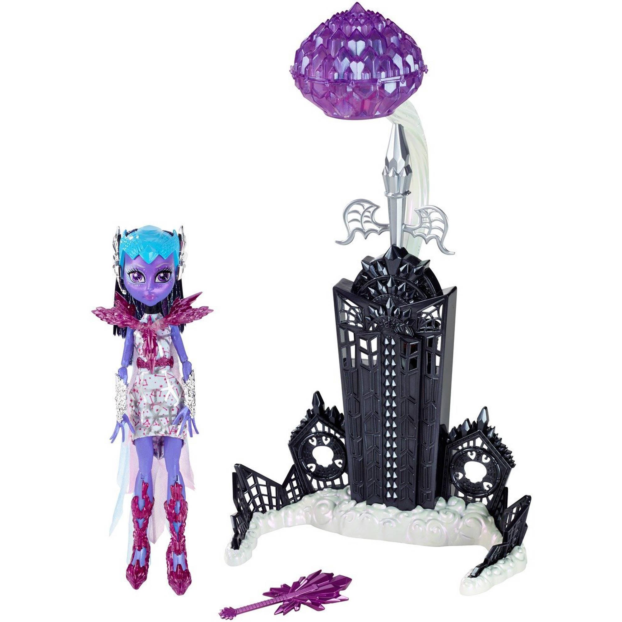 Monster High Boo York Flotation Station and Astranova Doll