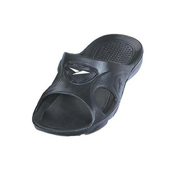 a3a73d5107b479 ICS - ICS Gear One Men s Rubber Slide Sandal Slipper Comfortable Shower  Beach Shoe ... - Walmart.com