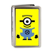 Metal Despicable Me Minion Business Card Holder