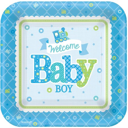 Welcome Little One Boy 7