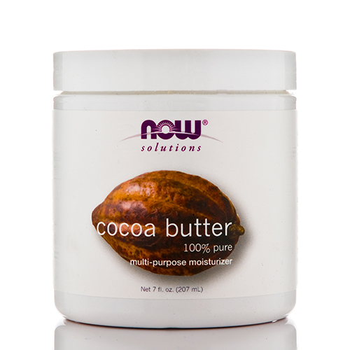 Raw cocoa butter is a prime ingredient in foods and beauty items, and it is highly prized by those who have worked with it before. The oil is prized because it has built-in antioxidants that help to keep it shelf stable, but so that it works on, and in, the body.