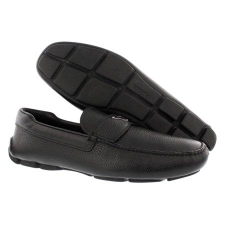 Prada Calzature Uomo Loafer Men's Shoes Size