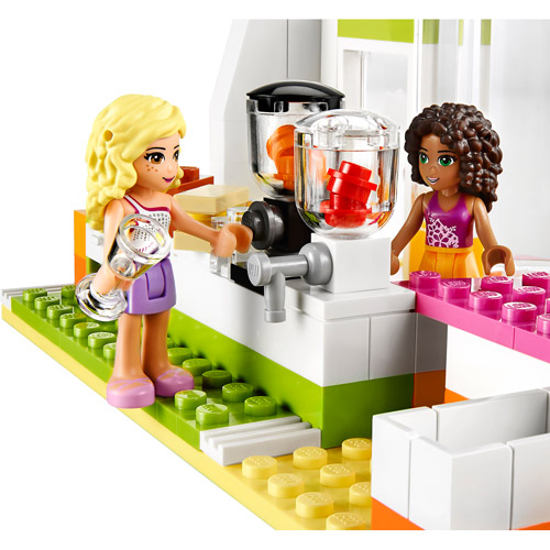 LEGO Friends Heartlake Juice Bar Play Set - Walmart.com