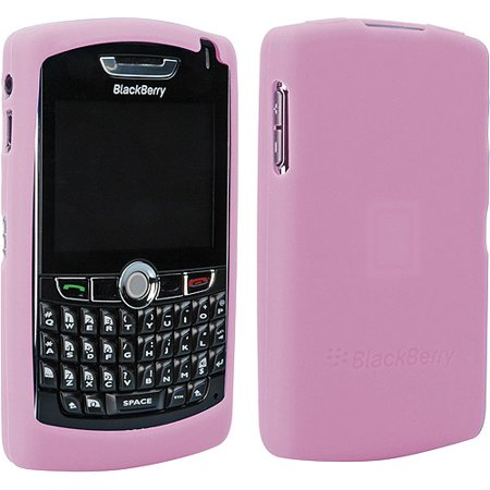 OEM BLACKBERRY 8800 RUBBER SKIN - PINK