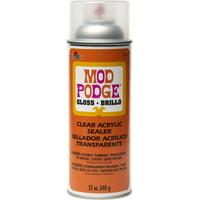Mod Podge 1470 Acrylic Sealer, Gloss Finish, Clear, 12 fl oz