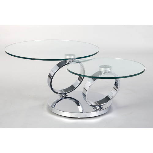 Creative Multimedia International Motion Coffee Table