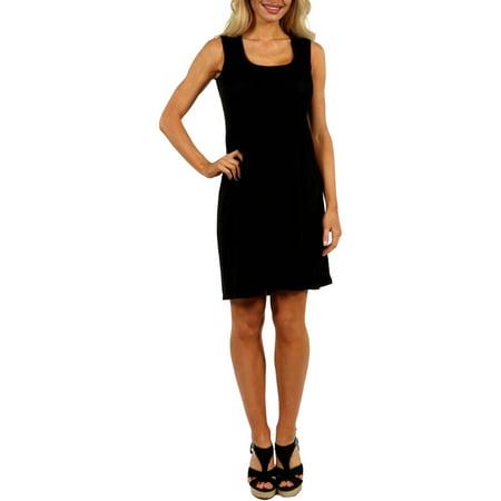 Women's Hourglass Shift Dress (Best Dress For Hourglass)