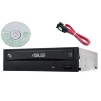 Asus DRW-24B1ST-KIT 24x Internal DVD Burner + Sata Cable Kit