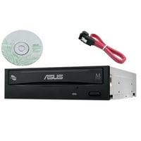 Asus DRW-24B1ST-KIT 24x Internal DVD Burner + Sata Cable Kit