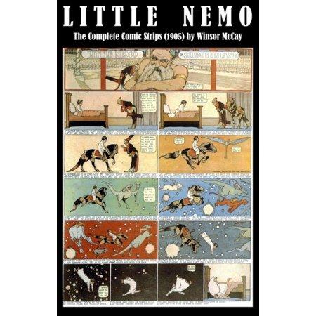 Little Nemo - The Complete Comic Strips (1905) by Winsor McCay (Platinum Age Vintage Comics) - eBook - Little Lulu Halloween Comics