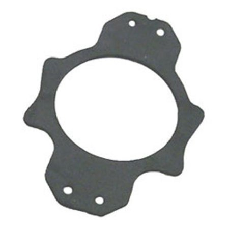 JOHNSON & EVINRUDE GENUINE PARTS 337068 THERMOSTAT COVER GASKET FOR 1993-2001 200 HP, 225 HP, 250 -