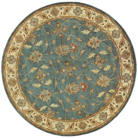 Dynamic Rugs Charisma 1403 Namix Persian Rug - Blue/Ivory
