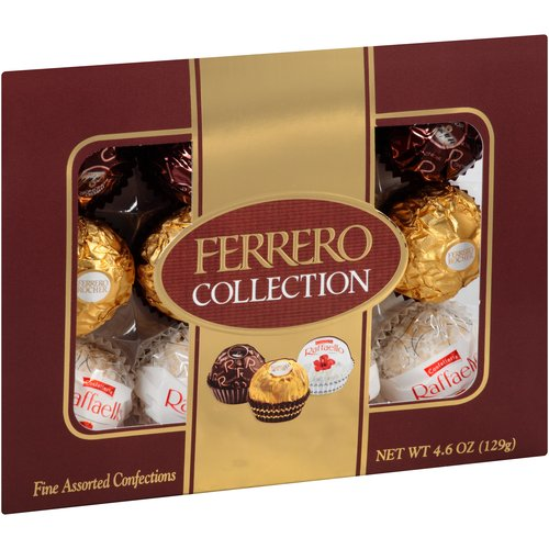 Ferrero Collection Fine Assorted Confections, 12 count, 4.04 oz