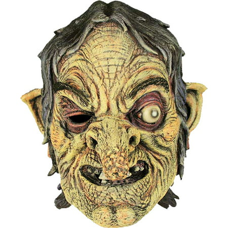 Witch Full Adult Halloween Costume Accessory Mask (Specter Studios)