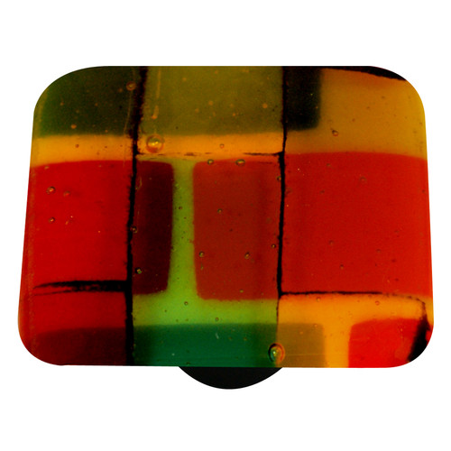 Hot Knobs Mosaic Square Knob