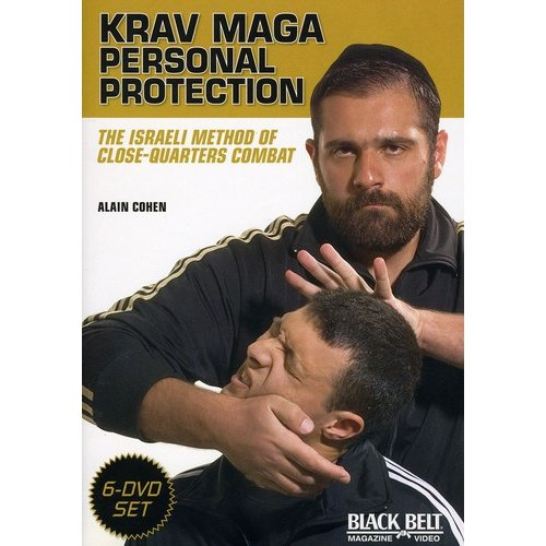 Krav Maga Personal Protection: The Israeli Method Of Close-Quarters Combat